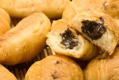 Mini croissants Photo libre de droits