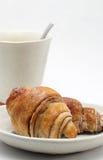 Mini croissants Stock Photography