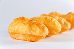 Mini croissants Royalty Free Stock Images