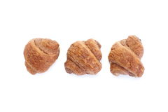 Mini Croissants Stock Photo