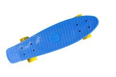 Mini cruiser fish skateboard Stock Photo