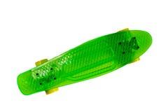 Mini cruiser fish skateboard Stock Image