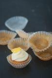 Mini cupcackes Zdjęcie Royalty Free