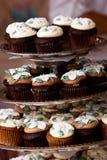 Mini cupcakes Royalty Free Stock Image