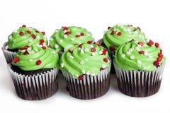 Mini Cupcakes foto de stock royalty free
