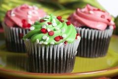 Mini Cupcakes royalty-vrije stock afbeeldingen