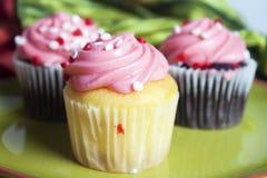 Mini Cupcakes immagini stock