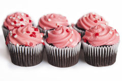 Mini Cupcakes stock foto