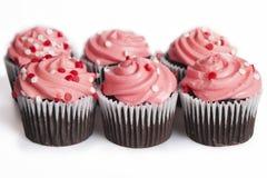 Mini Cupcakes Stock Photo