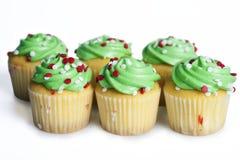 Mini Cupcakes Royalty Free Stock Photography