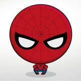 Mini czlowiek-pająk Śliczny Obraz Stock