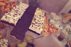 Mini Desserts fotos de stock royalty free