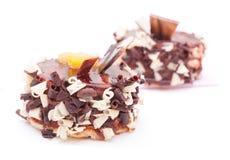 Mini Desserts royalty free stock photography