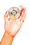 Mini Disc Royalty Free Stock Image