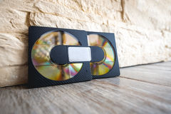 Mini disc Royalty Free Stock Images