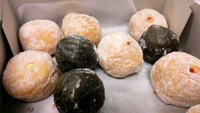 Mini doughnuts Royalty Free Stock Photo