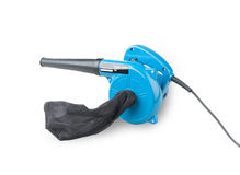 Mini draagbare ventilator Stock Fotografie