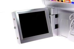 Mini-DV Bildschirm Lizenzfreie Stockbilder
