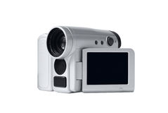 Mini DV Camera Royalty Free Stock Photos