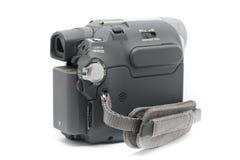 Mini DV cara de la videocámara de la videocámara Imagenes de archivo
