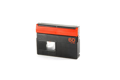 Mini DV cassette Royalty Free Stock Photo