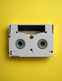 Mini DV Tape Stock Photography