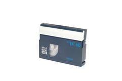 Mini dv tape Stock Photography