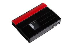 Mini DV Video Cassette Royalty Free Stock Photography