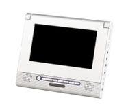 Mini DVD player Royalty Free Stock Photo