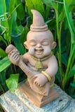 Mini dziecko statuaryczny obrazy royalty free