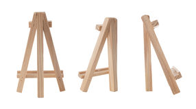 Mini easel Stock Images