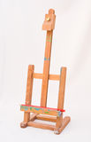 Mini easel. Royalty Free Stock Photos