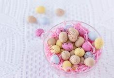 Mini- easter ägg Fotografering för Bildbyråer