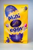 Mini Egg Arkivbild