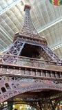 Mini Eiffel Royaltyfri Bild