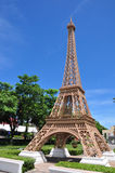 Mini Eiffel Imagenes de archivo
