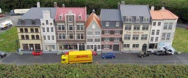 Mini Europe Brussels Bélgica Imagen de archivo