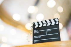 Mini filme da ardósia Foto de Stock Royalty Free