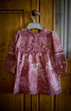 Robe d'enfant Photo stock