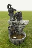 Mini fountain Stock Image