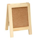 Mini Free Standing Cork Board Royalty Free Stock Images