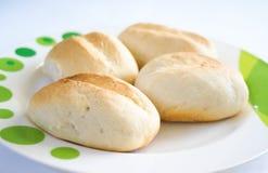 Mini French Baguettes Fotografia de Stock Royalty Free