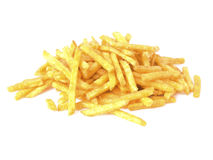 Mini french fries chips Royalty Free Stock Photography