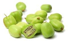 Mini fruit de bébé de kiwi Images libres de droits