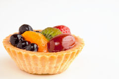 Mini fruit tart Royalty Free Stock Photos