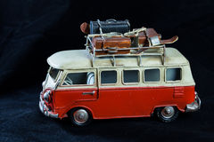 Mini furgoneta Foto de archivo libre de regalías