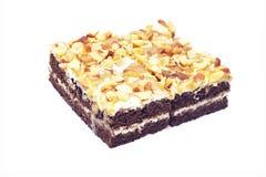 Mini gâteaux de caramel Photographie stock libre de droits