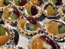 Mini galdéria da fruta Fotos de Stock Royalty Free