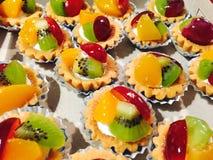 Mini galdéria da fruta Fotografia de Stock