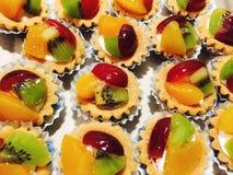 Mini galdéria da fruta Fotos de Stock